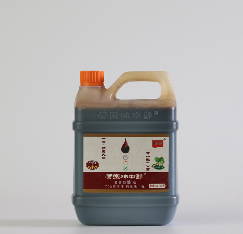 Soy sauce with soy sauce 2 kg