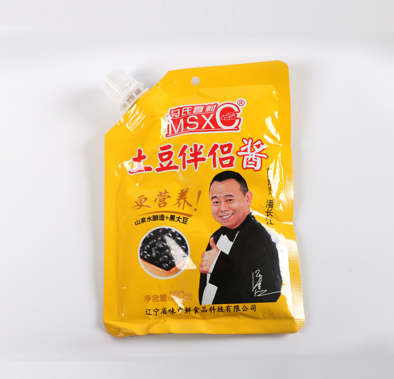 Ma Xiang Cun sauce potato partner 180g