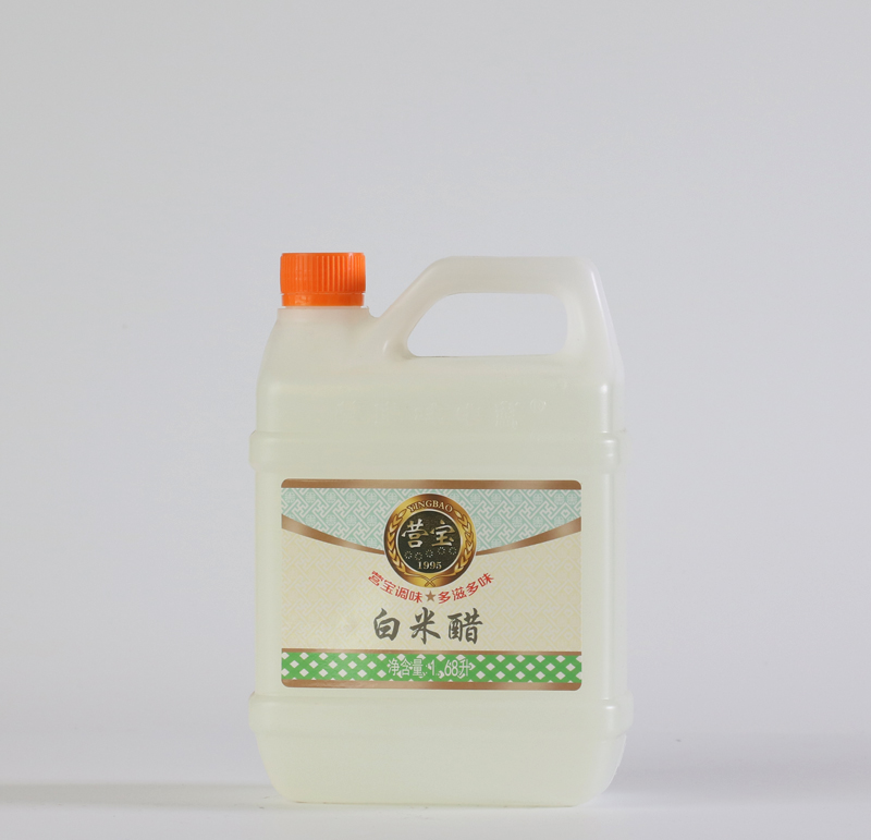 White rice vinegar 1.68l